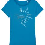 Spirit Shirt hellblau